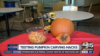 Do these pumpkin carving hacks really work?
