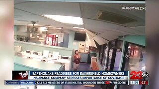 Earthquake readiness for Bakersfield homeowners
