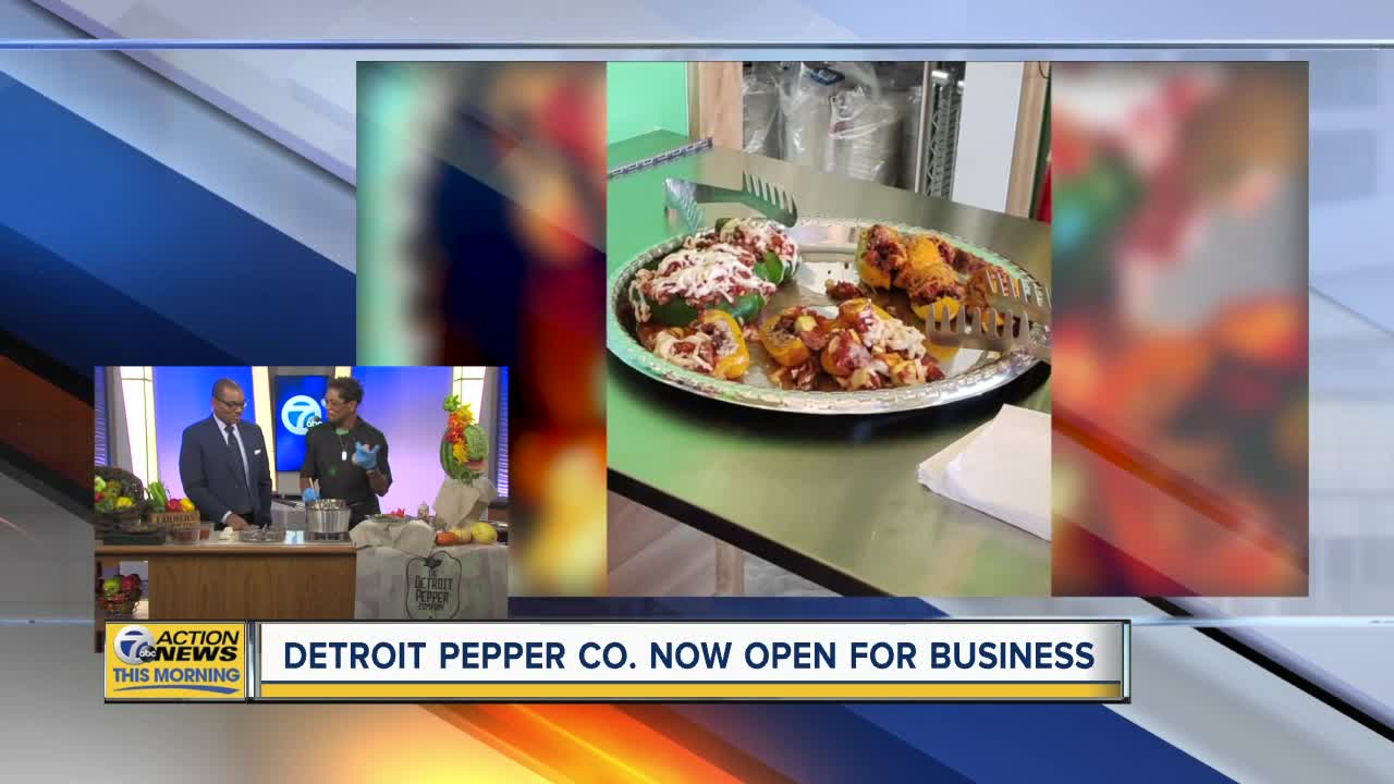Get Stuffed with the Detroit Pepper Company