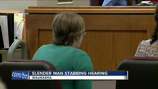 Slender man stabbing hearing - Video
