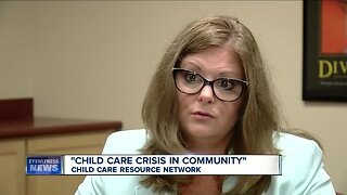 Struggle for accessible & affordable child care