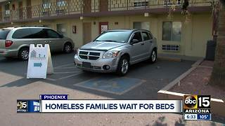Emergency shelters offering new hope for homeless Arizonans - Video
