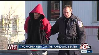 Women held, beaten for days in basement of east side drug house - Video