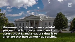 5 Things Obama Banned During Shutdown But Trump Kept Going - Video