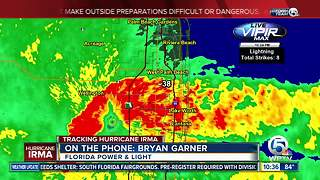 Thousands without power before Irma landfall - Video