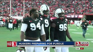 Sports debrief: Huskers preparing for Purdue