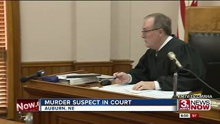 Ty Thomas murder suspect in court Thursday - Video