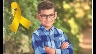 Well wishes for Wellington boy battling cancer