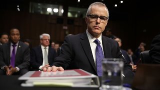 Andrew McCabe's Supporters Launch GoFundMe For Possible Legal Fees - Video
