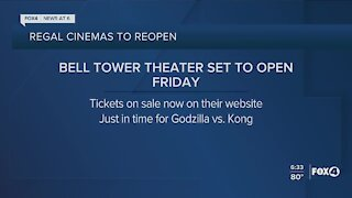 Regal Cinemas ready to welcome back customers in Southwest Florida