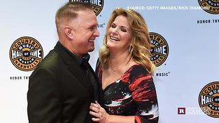 Garth Brooks on his wife, Trisha Yearwood | Rare Country - Video