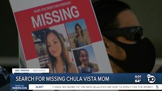 Chula Vista police, family plead for more help in finding missing mom