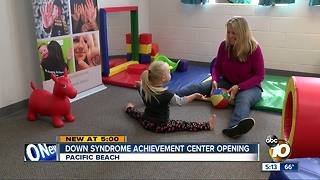 Down syndrome achievement center opening