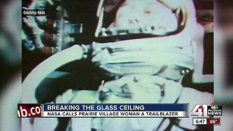 Kansas City native pioneered a path for women in space
