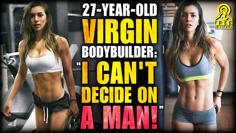 """27 YEAR OLD FEMALE BODYBUILDER: """"I CAN'T COMMIT TO A MAN!"""" Freedomain Call In"""