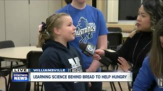 Using STEM to bake & give back - Video