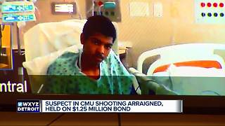 Central Michigan University student formally charged in parent's slaying - Video