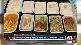 Former employees cast doubt on meal prep company's claims