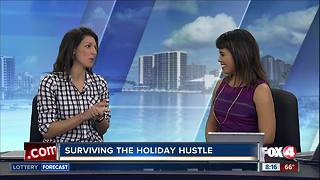 Surviving the holiday hustle - Video