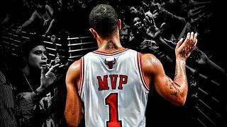 "Derrick Rose 🌹🌹🏀🏀 ""MVP Year"" - Video"