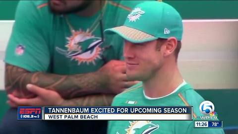 An evening with Mike Tannenbaum
