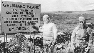 Anthrax Island: The Island of Death