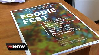 New weekly Foodie Fest coming to Niagara Falls