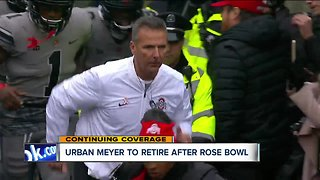 Players say Coach Meyer helped them find their 'why'