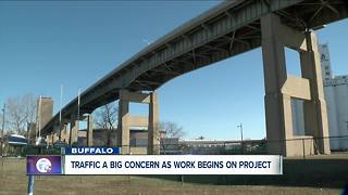 Skyway construction will impact drivers - Video