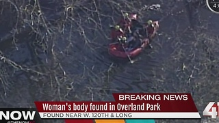 Body found in Overland Park