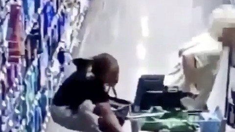 Thief Swipes Elderly Woman's Purse At Store; Police Need Help Finding Suspect