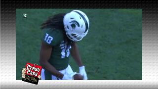 Michigan State's defense shuts down Iowa - Video