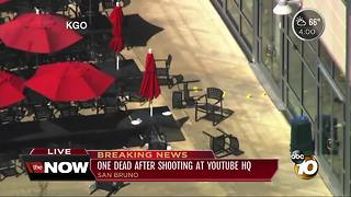 Shooter dead, at least 3 injured in YouTube shooting - Video