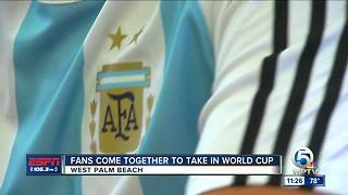 Al Pan Pan hosting World Cup Watch Party - Video