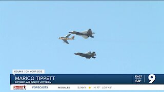 History in the sky: Heritage Flight training continues