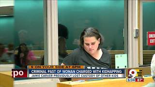 Duct tape torture case isn't her first abuse charge - Video