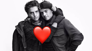 Dylan & Cole Sprouse Get Hot and Steamy with EACH OTHER in Creepy Fan Fiction