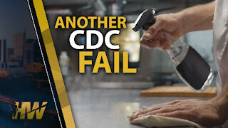 ANOTHER CDC FAIL