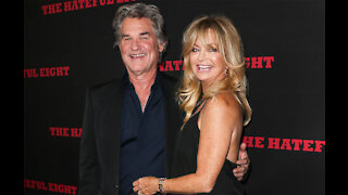 Kurt Russell says Goldie Hawn's happiness is 'irresistible'