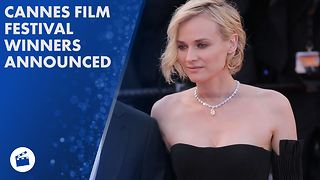 The sparkling highs from Cannes film festival - Video