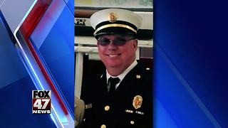 Charge filed in death of a Michigan fire chief along I-94 - Video