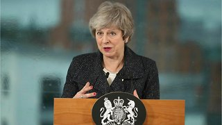 """Theresa May To Eliminate """"No-Deal Brexit"""" Possibility"""