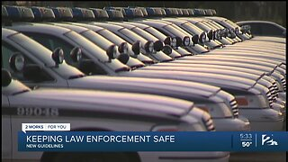 New state guidelines released to protect law enforcement