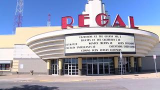 Fight outside Regal lands one in hospital - Video
