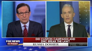 Gowdy Fox News Interview Clip - Video