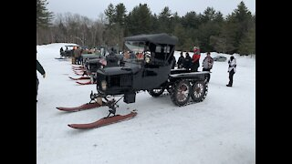 The Model T Ford Snowmobile Club February 2019
