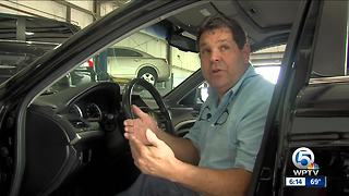 Thieves targeting air bags - Video