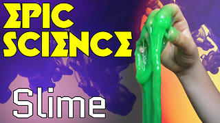 Stuff to Blow Your MInd: Epic Science: Slime - Video