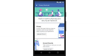 Facebook Debuts Revamped Privacy Settings After Data Scandal