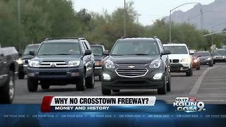 Why don't we have a Crosstown Expressway? - Video